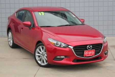 2017 Mazda Mazda3 Touring sedan for Sale  - MA2878  - C & S Car Company