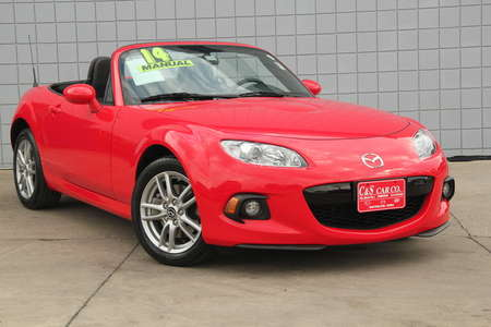 2014 Mazda MX-5 Miata Sport 2D Convertible for Sale  - SB6169A2  - C & S Car Company