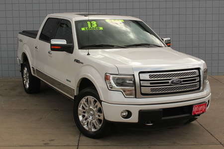 2013 Ford F-150 Platinum Supercrew 4WD for Sale  - 14733  - C & S Car Company