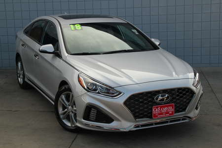 2018 Hyundai Sonata Sport for Sale  - HY7449  - C & S Car Company