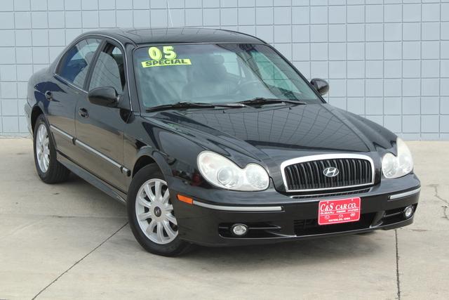 2005 Hyundai Sonata  - C & S Car Company