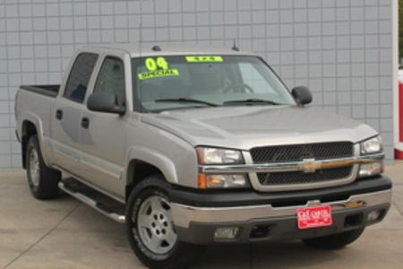 2004 Chevrolet Silverado 1500 LS Crew Cab 4WD  Z71 for Sale  - 13663C2  - C & S Car Company