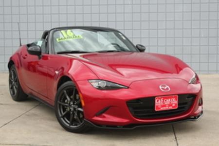 2016 Mazda MX-5 Miata Club Edition Convertible for Sale  - MA2780B  - C & S Car Company