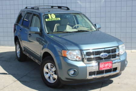 2010 Ford Escape Limited 4WD for Sale  - HY7154A  - C & S Car Company