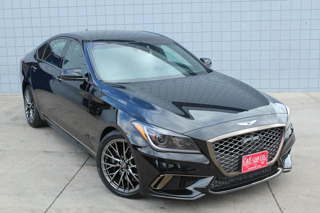 2018 Genesis G80 Sport  - C & S Car Company