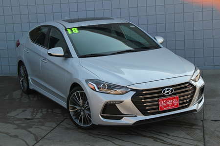 2018 Hyundai Elantra Sport for Sale  - HY7456  - C & S Car Company
