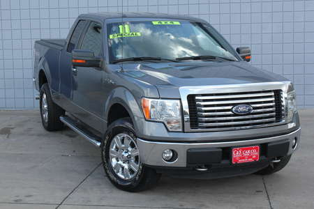 2011 Ford F-150 XLT Supercab 4WD for Sale  - 14732  - C & S Car Company