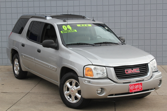 2004 gmc envoy xuv sle 4wd stock ma2405b waterloo. Black Bedroom Furniture Sets. Home Design Ideas