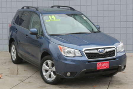 2014 Subaru Forester 2.5i Touring for Sale  - SB5616A  - C & S Car Company