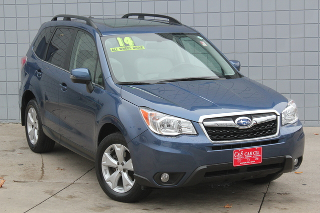 2014 subaru forester touring stock sb5616a waterloo ia. Black Bedroom Furniture Sets. Home Design Ideas