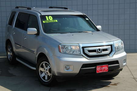 2010 Honda Pilot Touring 4WD for Sale  - 14731  - C & S Car Company