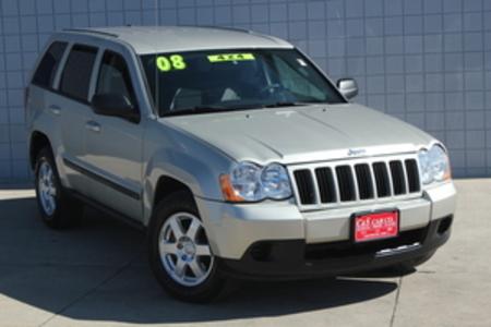 2008 Jeep Grand Cherokee Laredo 4WD for Sale  - MA2392C  - C & S Car Company