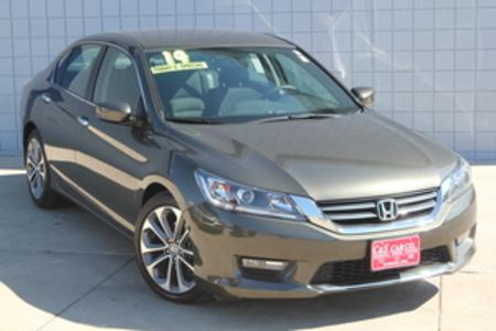 2014 Honda Accord Sport for Sale  - SB5828A  - C & S Car Company