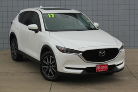 2017 Mazda CX-5 Grand Touring  AWD for Sale  - MA2894  - C & S Car Company