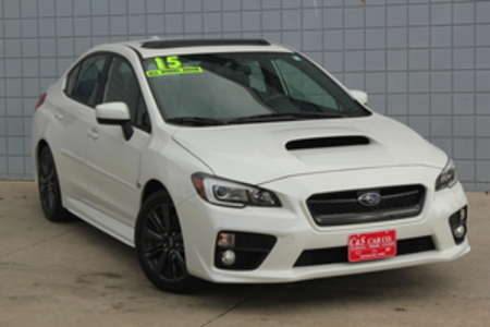 2015 Subaru WRX Limited  AWD for Sale  - 14452  - C & S Car Company