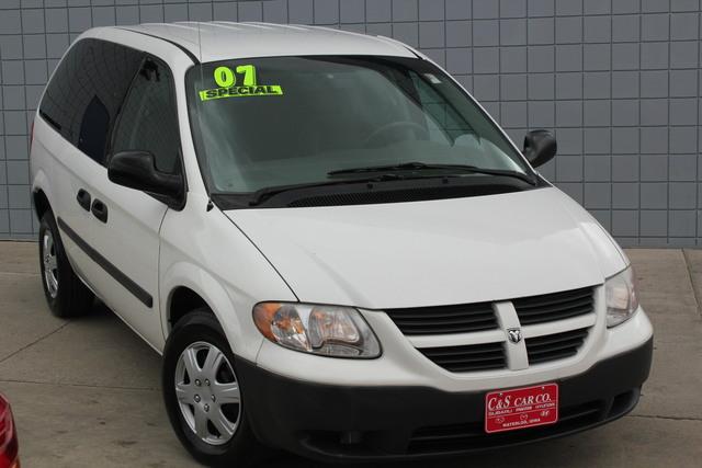 2007 Dodge Caravan  - C & S Car Company