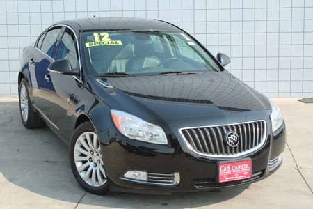 2012 Buick Regal CXL for Sale  - HY7106A  - C & S Car Company