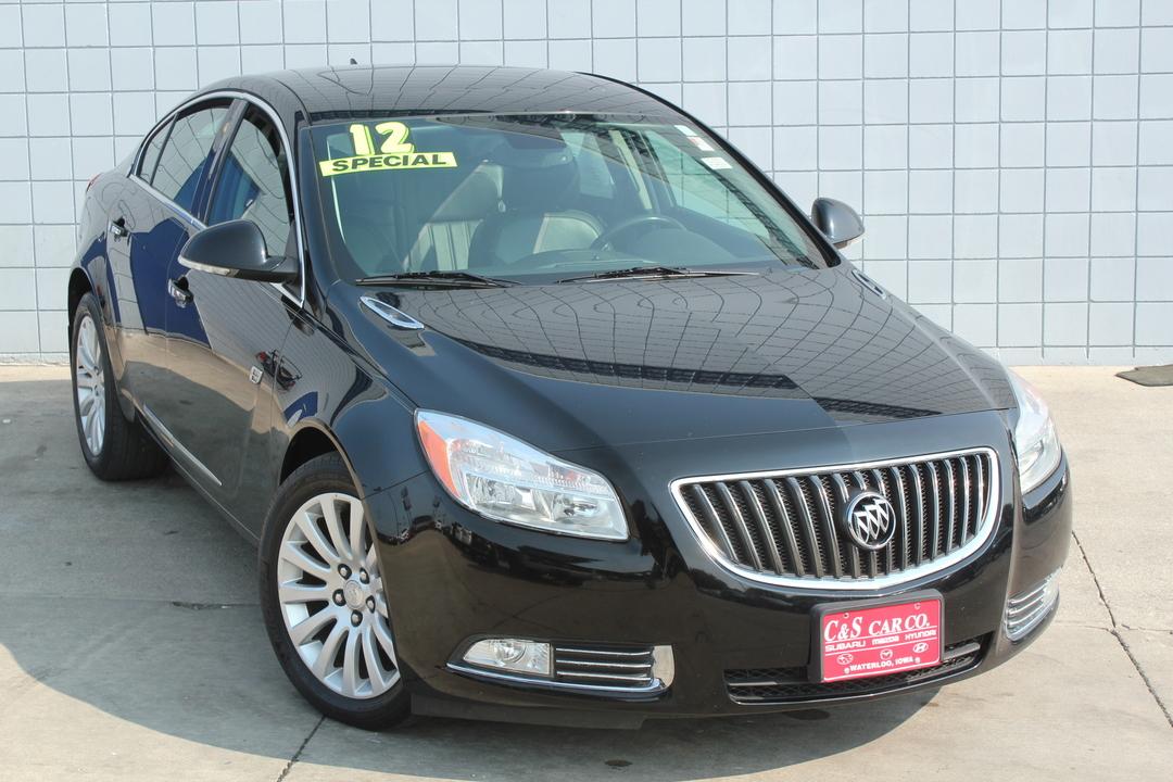 2012 Buick Regal  - C & S Car Company