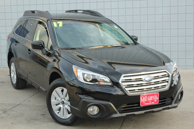 2017 subaru outback premium stock sb5660 waterloo ia 50702. Black Bedroom Furniture Sets. Home Design Ideas