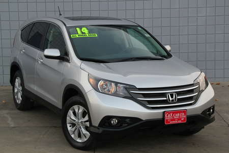 2014 Honda CR-V EX AWD for Sale  - SB6240A  - C & S Car Company
