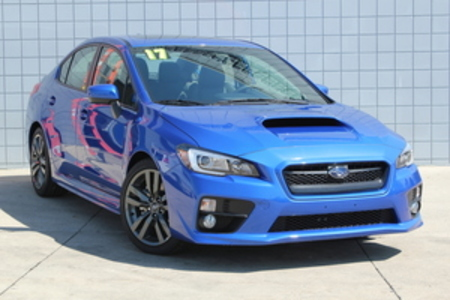 2017 Subaru WRX Limited for Sale  - SB5998  - C & S Car Company