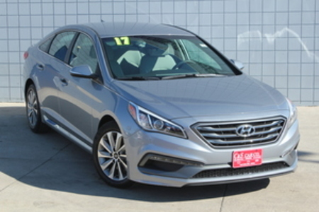 2017 Hyundai Sonata Sport  2.4L for Sale  - HY7250  - C & S Car Company
