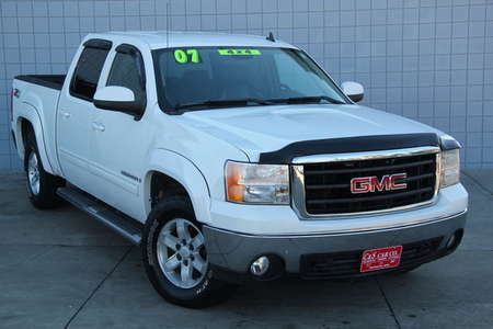 2007 GMC Sierra 1500 SLT  4WD for Sale  - 14783  - C & S Car Company