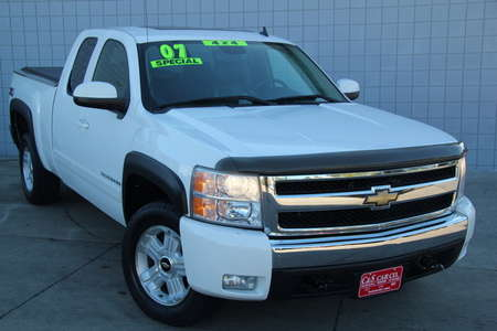 2007 Chevrolet Silverado 1500 LTZ Ext Cab 4WD for Sale  - 14784  - C & S Car Company