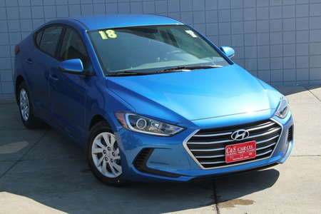 2018 Hyundai Elantra SE for Sale  - HY7448  - C & S Car Company