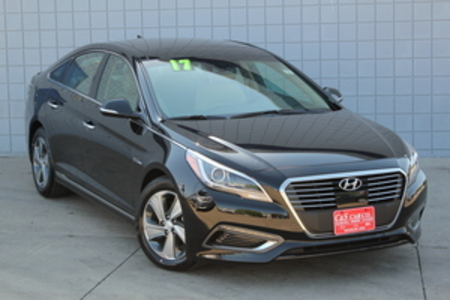 2017 Hyundai Sonata Hybrid Limited for Sale  - HY7285  - C & S Car Company
