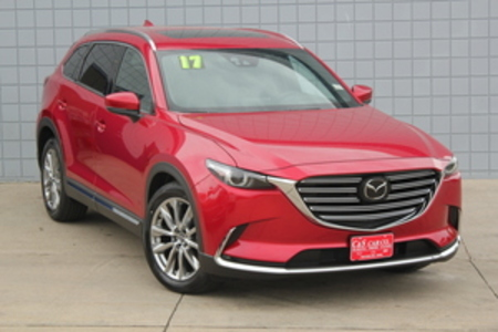 2017 Mazda CX-9 Grand Touring  AWD for Sale  - MA2898  - C & S Car Company