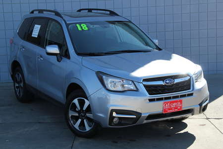 2018 Subaru Forester 2.5i Premium w/Eyesight for Sale  - SB6211  - C & S Car Company
