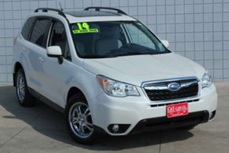 2014 Subaru Forester 2.5i Limited for Sale  - SB6214A  - C & S Car Company