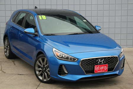 2018 Hyundai ELANTRA GT Sport for Sale  - HY7466  - C & S Car Company