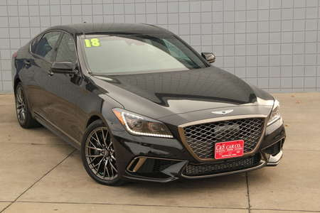 2018 Genesis G80 AWD 3.3T Sport for Sale  - HY7411  - C & S Car Company