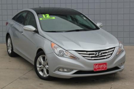 2012 Hyundai Sonata Limited 2.4L for Sale  - SB5926A  - C & S Car Company