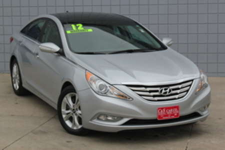 2012 Hyundai Sonata Limited 2.4L for Sale  - SB5926A  - C & S Car Company