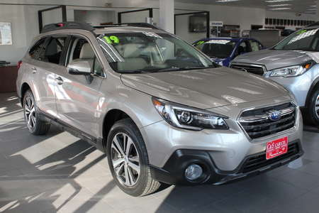 2019 Subaru Outback 3.6R Limited w/Eyesight for Sale  - SB7745  - C & S Car Company
