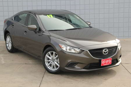 2017 Mazda Mazda6 i Sport for Sale  - MA3034  - C & S Car Company