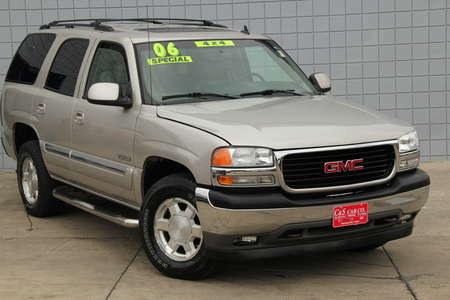 2006 GMC Yukon SLT  4WD for Sale  - 14478A  - C & S Car Company