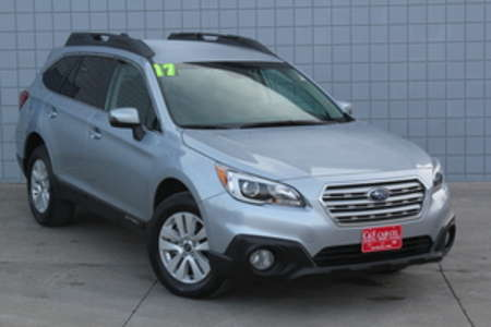 2017 Subaru Outback 2.5i Premium w/Eyesight for Sale  - SB5697  - C & S Car Company