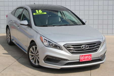 2016 Hyundai Sonata Limited for Sale  - HY7229A  - C & S Car Company