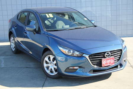 2018 Mazda MAZDA3 4-Door Sport for Sale  - MA3029  - C & S Car Company