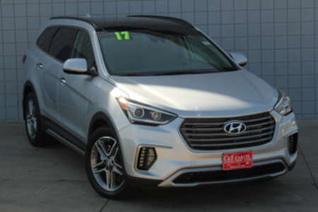 2017 Hyundai Santa Fe Limited Ultimate AWD for Sale  - HY7329  - C & S Car Company