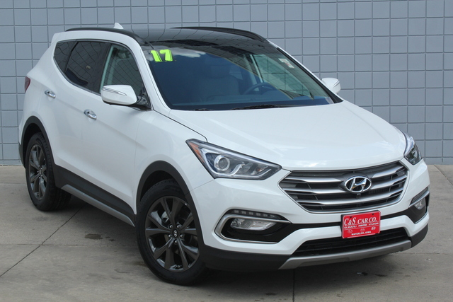 2017 hyundai santa fe sport 2 0t ultimate awd stock hy7047 waterloo ia 50702. Black Bedroom Furniture Sets. Home Design Ideas