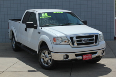 2008 Ford F-150 XLT Supercab 4WD for Sale  - 14591  - C & S Car Company