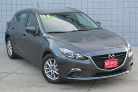 2016 Mazda Mazda3 i Sport Hatchback for Sale  - MA2773  - C & S Car Company