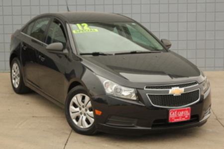 2012 Chevrolet Cruze LS for Sale  - HY7235A  - C & S Car Company