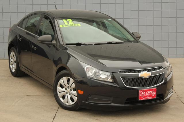 2012 Chevrolet Cruze  - C & S Car Company