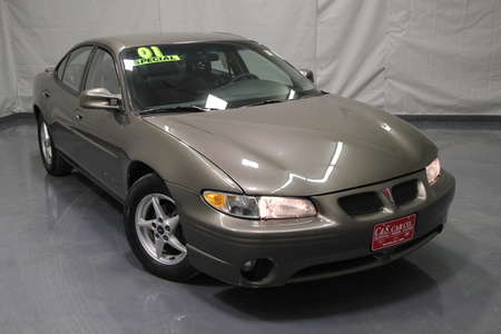 2001 Pontiac Grand Prix SE for Sale  - SB6211A  - C & S Car Company